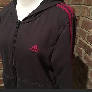 Adidas LIKE NEW!! Zip Hoodie